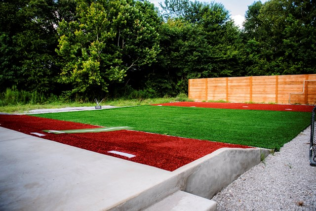 Pitching Facility